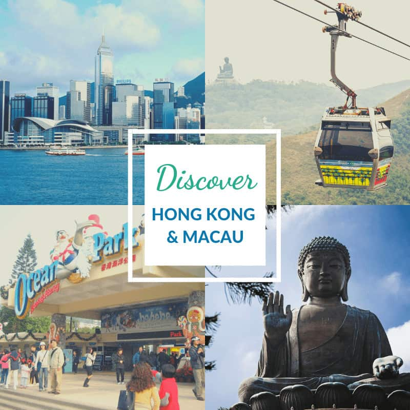 iVenture Card Macau - Avail discounted entry to major paid attractions of Macau & Hong Kong