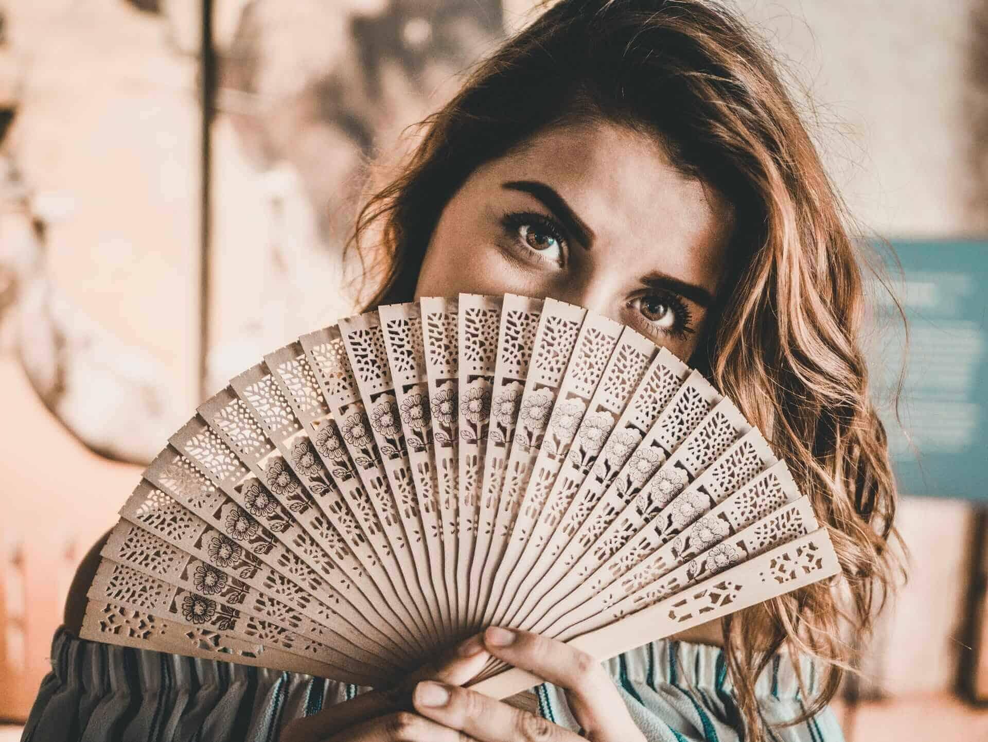 Abanico - Spanish Fans