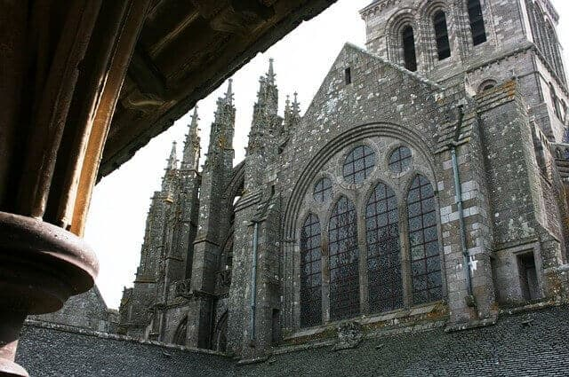 Abbey of Saint Mont Michel