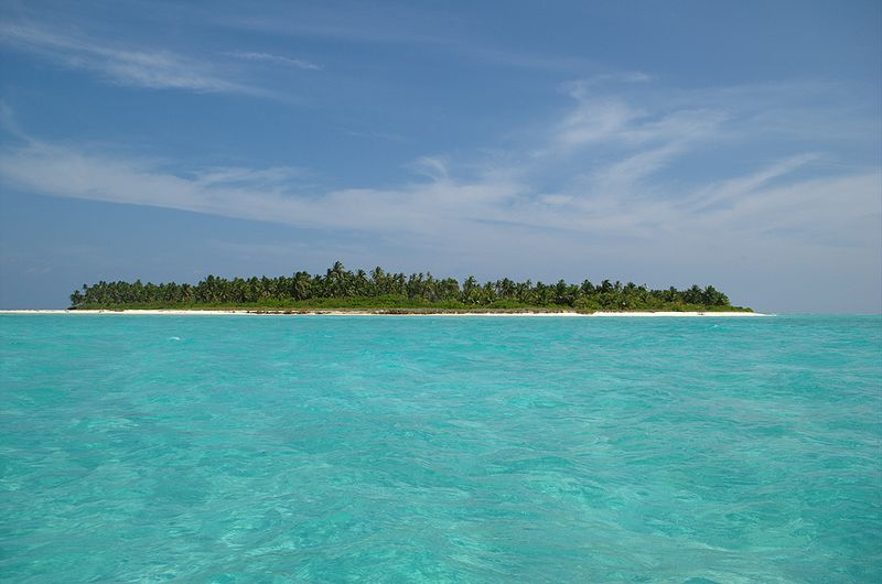Agatti islands Lakshadweep