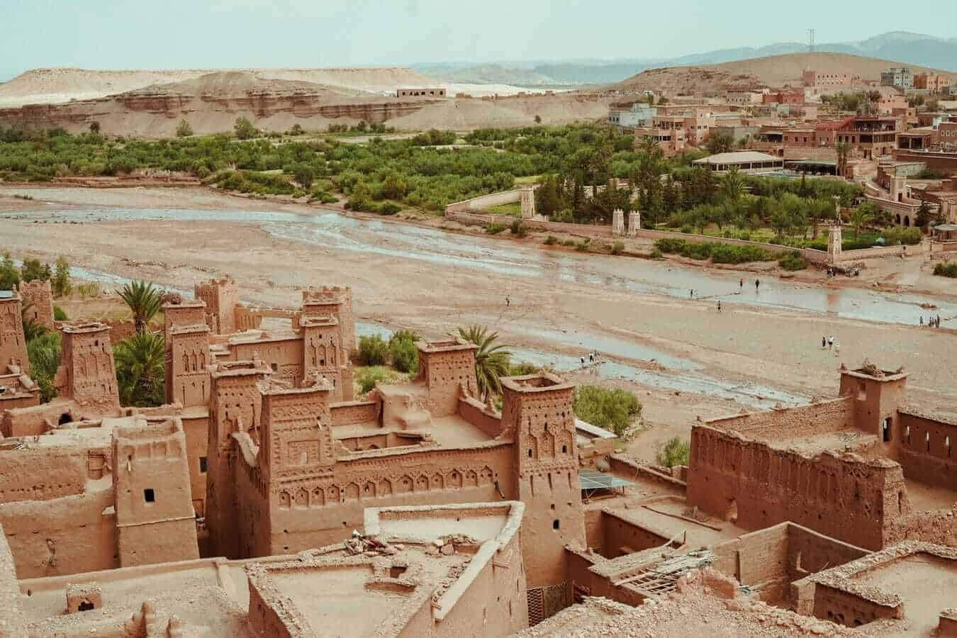Game of Thrones Locations - Ait Benhaddou, Morocco