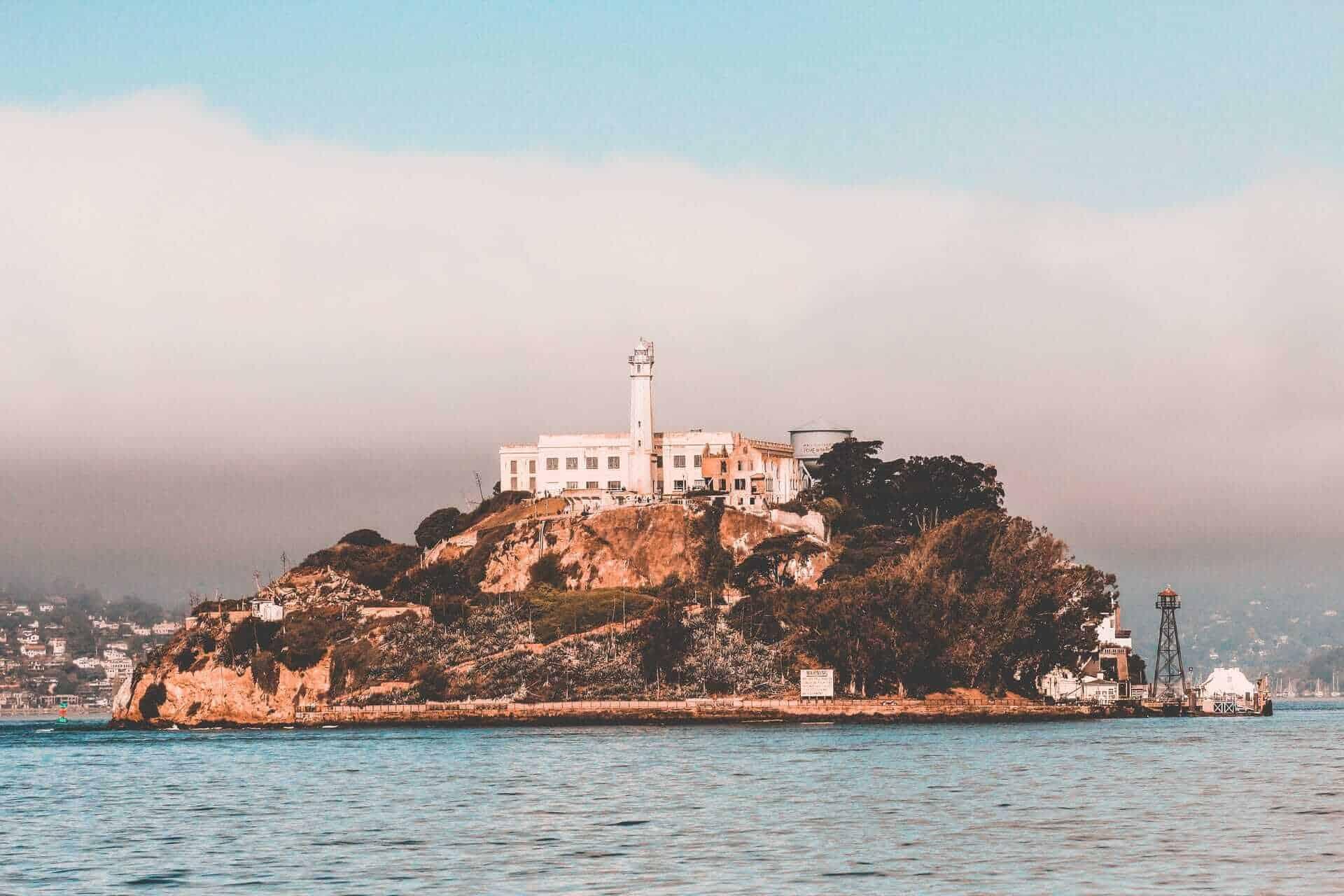 Alcatraz Island, San Francisco, USA