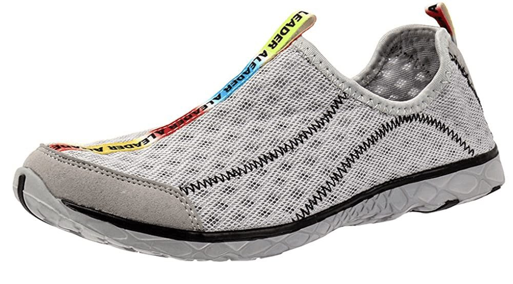 Aleader Mesh Slip On Water Shoes