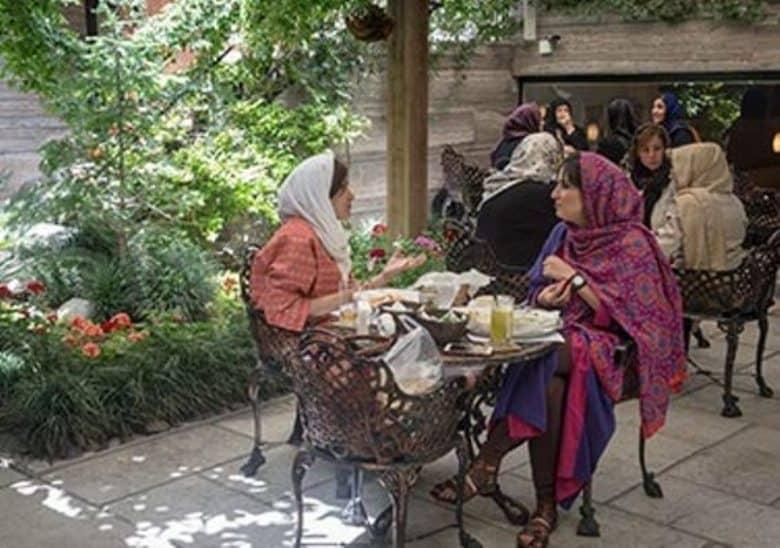 Ananda-vegetarian-restaurant-tehran-Iran