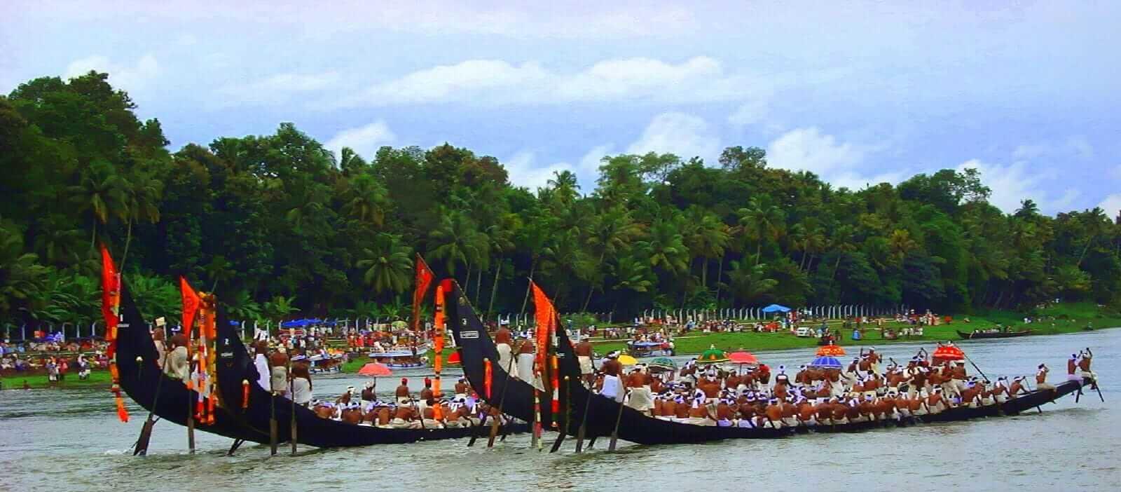 Aranmula Boat Race, Kerala