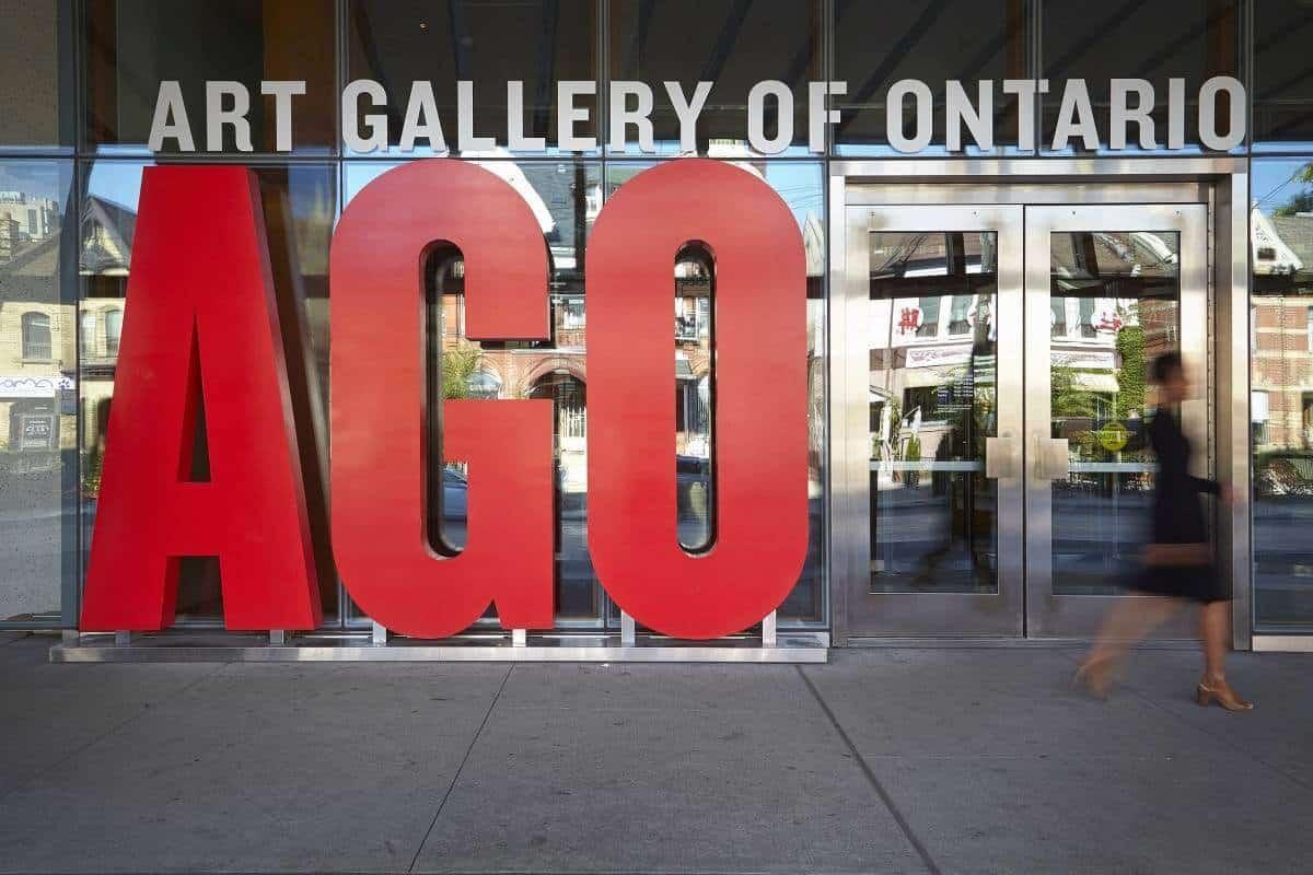 Art gallery Ontario Toronto, Canada