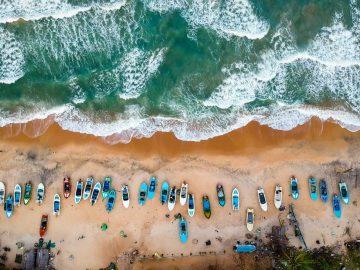 Arugam Bay - Sri Lanka lugares para visitar en Asia