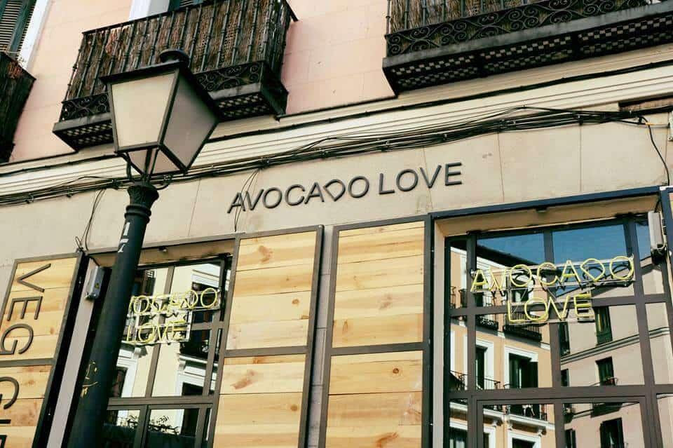 Vegetarian restaurants in Madrid - Avocado Love, Madrid
