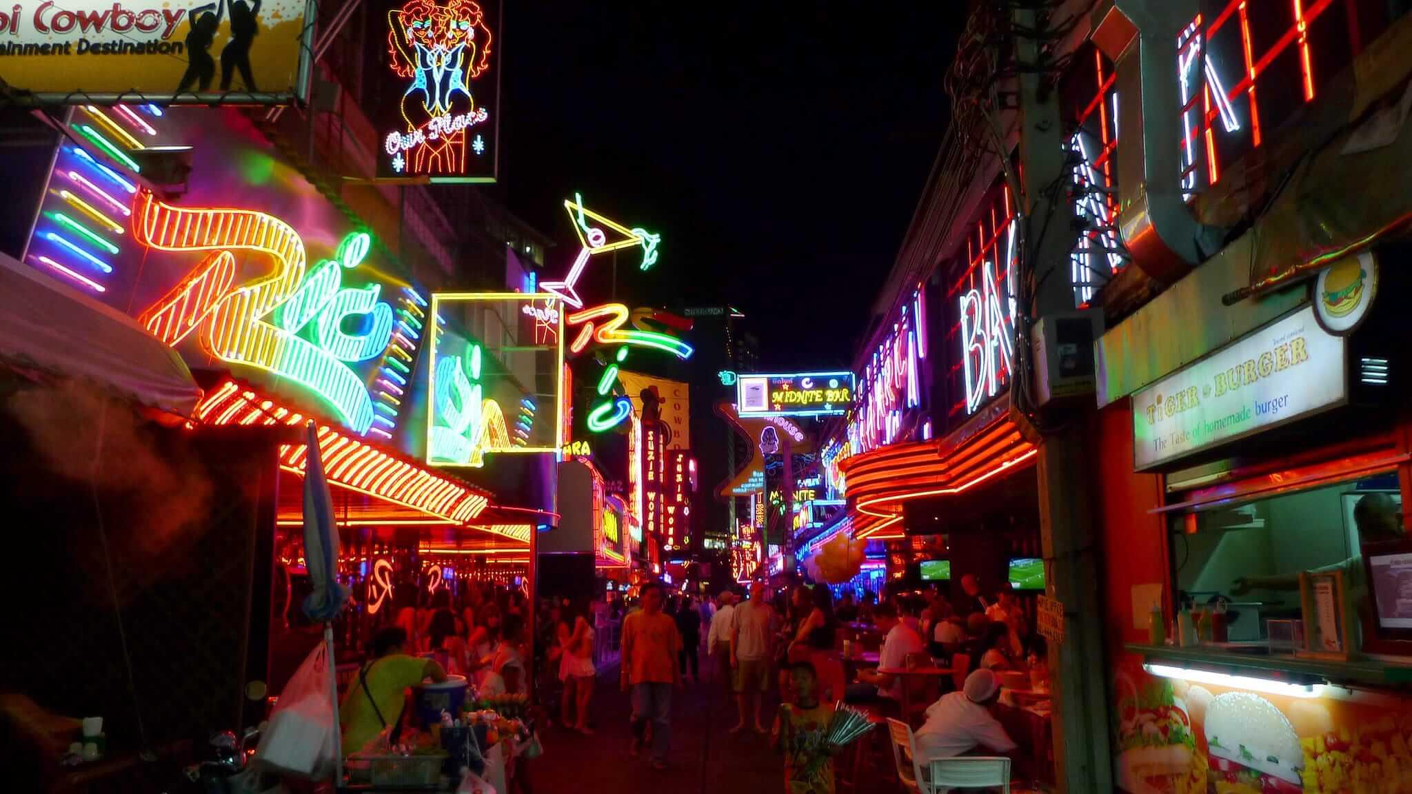 Bangkok - Night Life