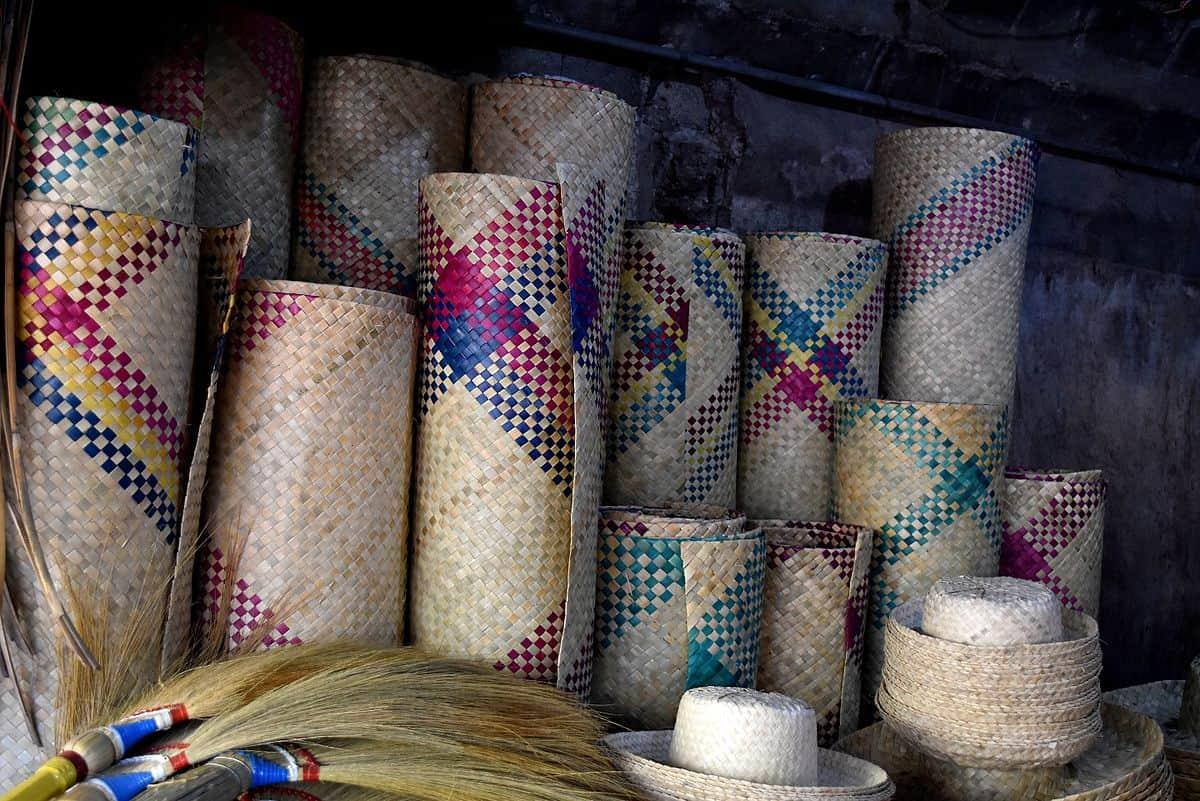 Banig, A Filippino Craft