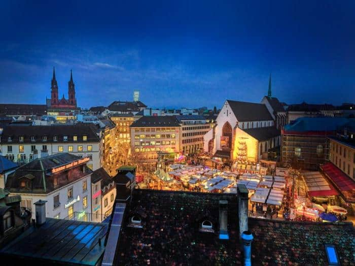 Basel-Christmas-market-Switzerland best Christmas markets in Europe