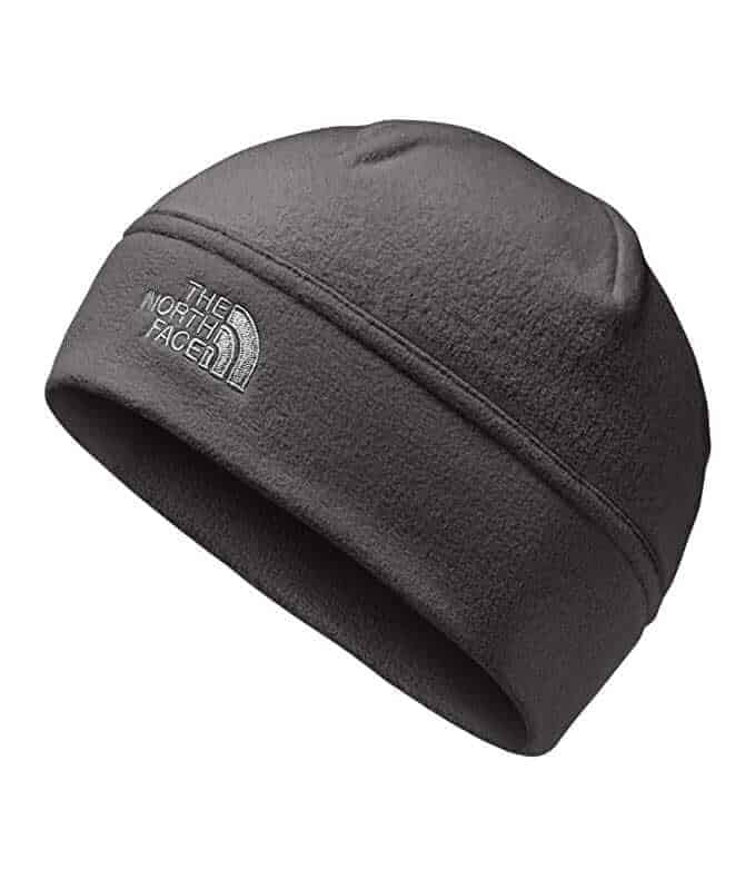 The North Face beanie for cold destinations