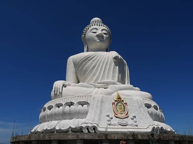 Big Buddha near Karon Beach in Phuket