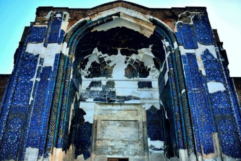 Blue-mosque-Tabriz-Iran