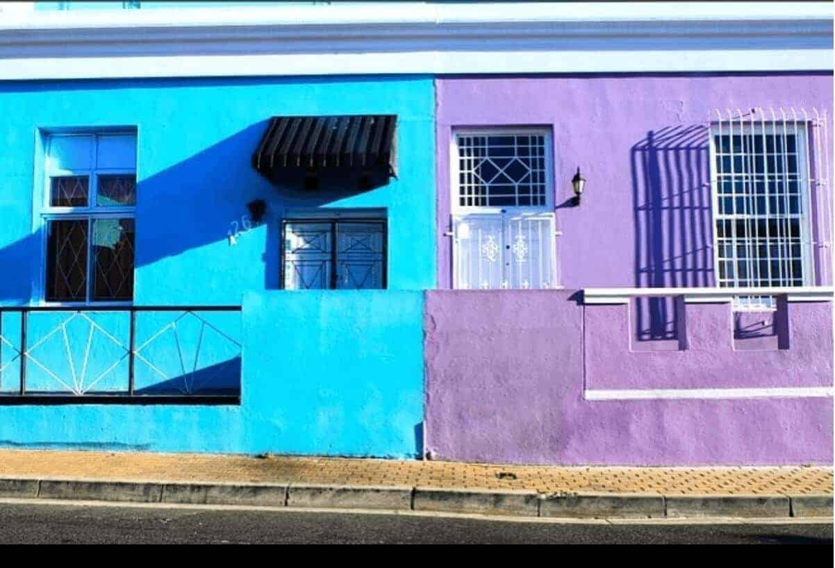 Bo-Kaap Houses - Cape Town