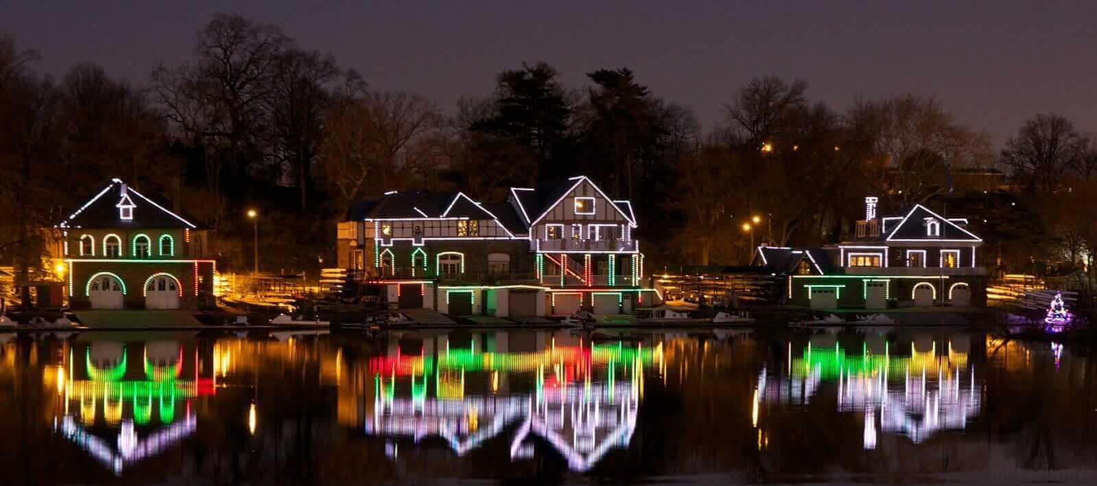 Boathouse Row, Philadelphia