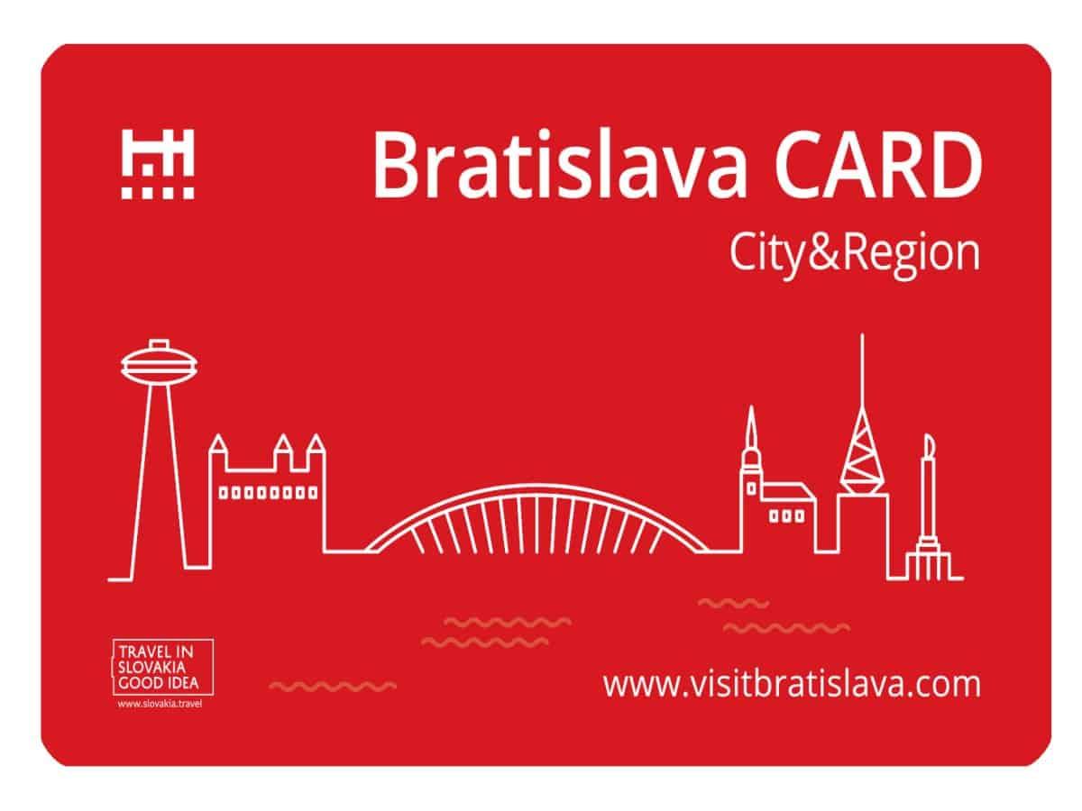 Bratislava-Travel-Card