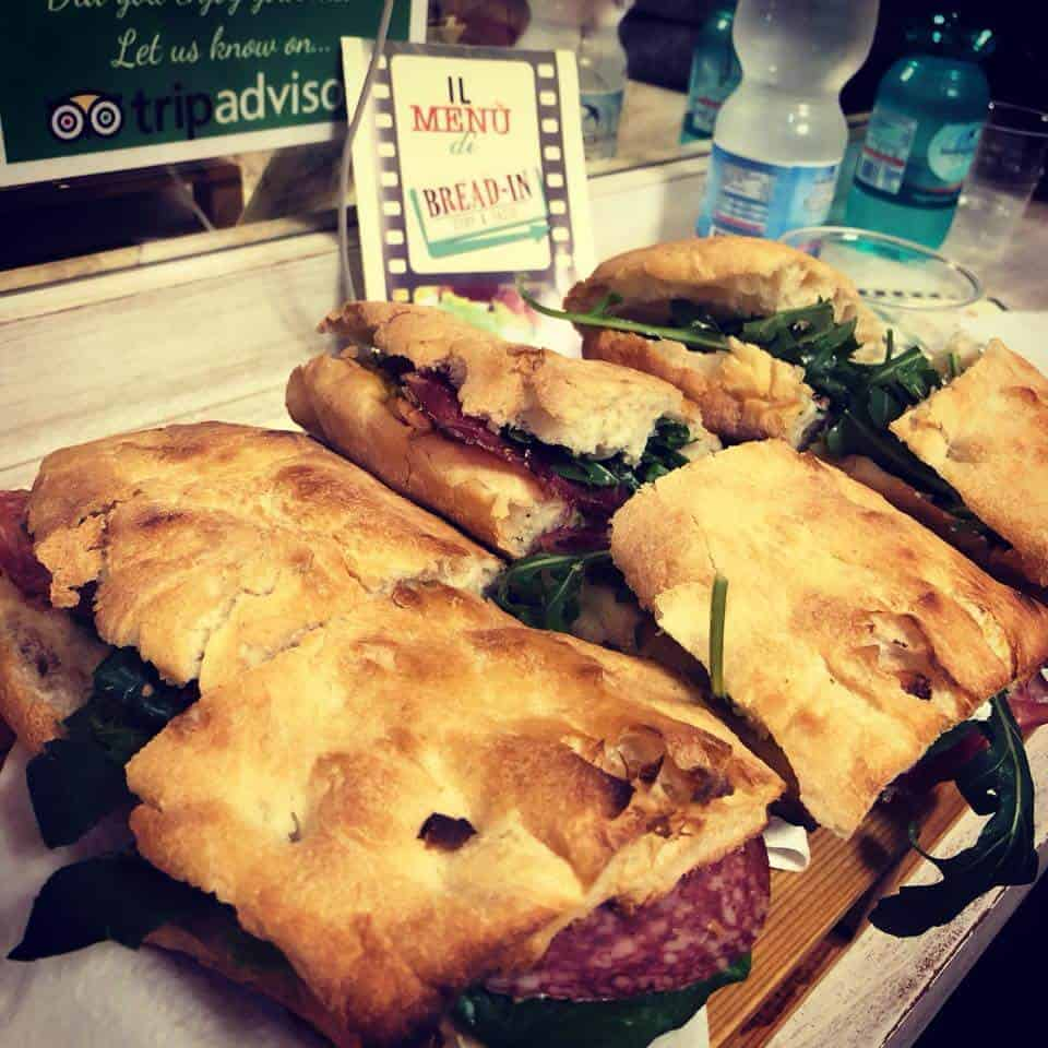 best vegetarian restaurants in Rome - Bread-in, Rome