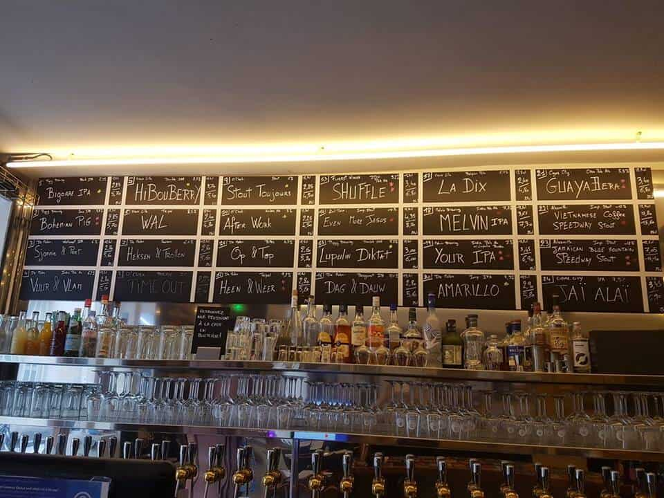 Brewberry Bar, Paris