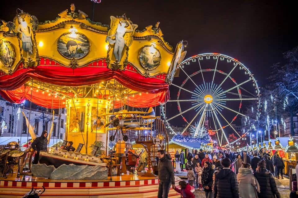 Brussels-winter-wonder-christmas-market-belgium best Christmas markets in Europe