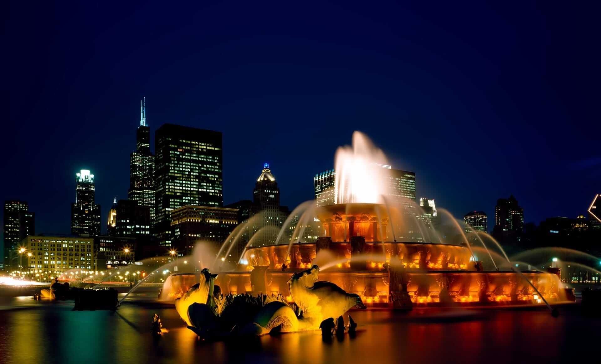 Buckingham Fountain - Chicago