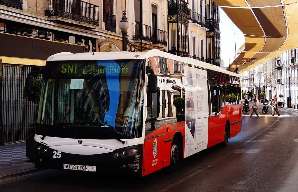 Buses-spain