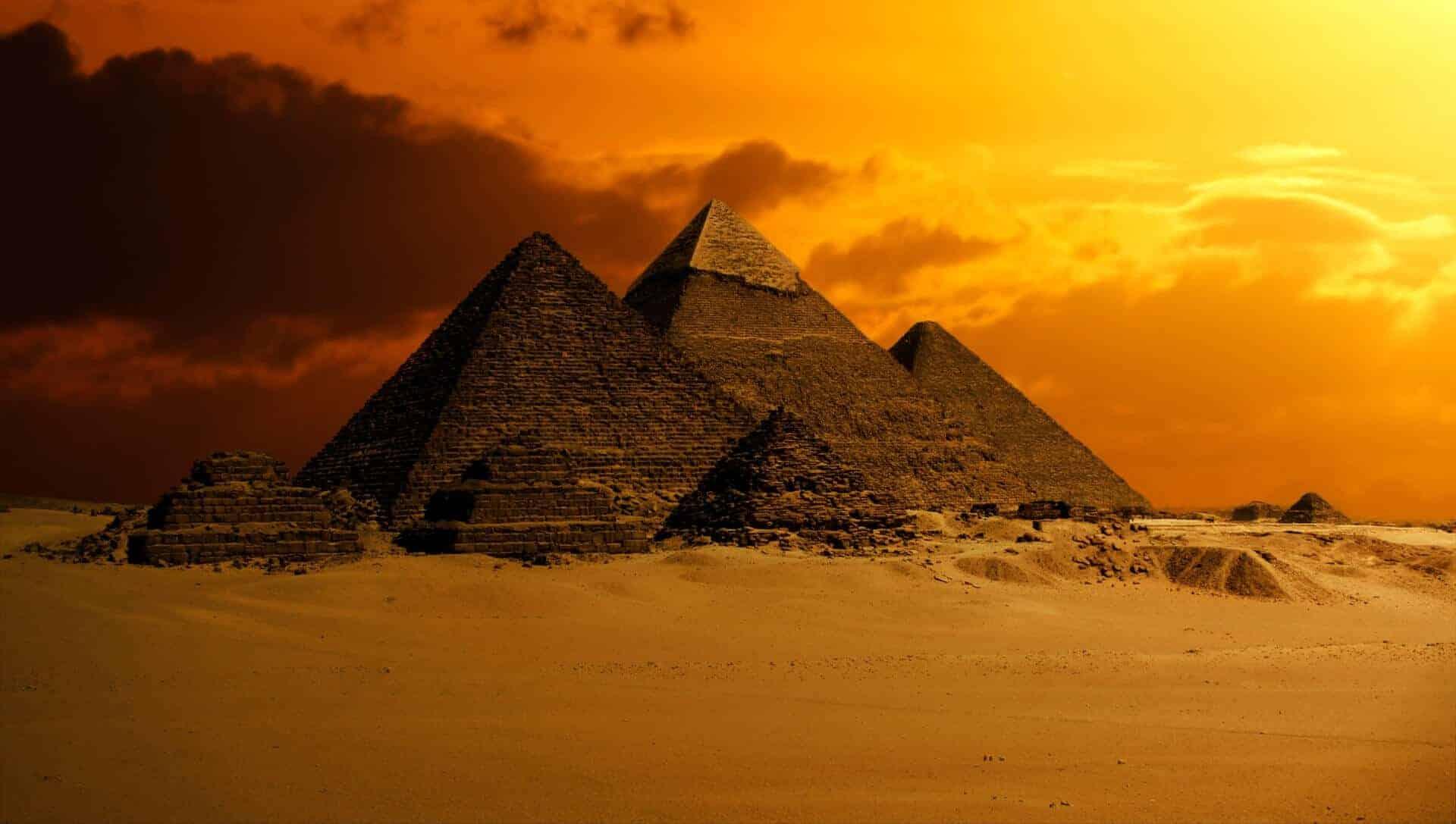 Cairo-Pyramids Egypt