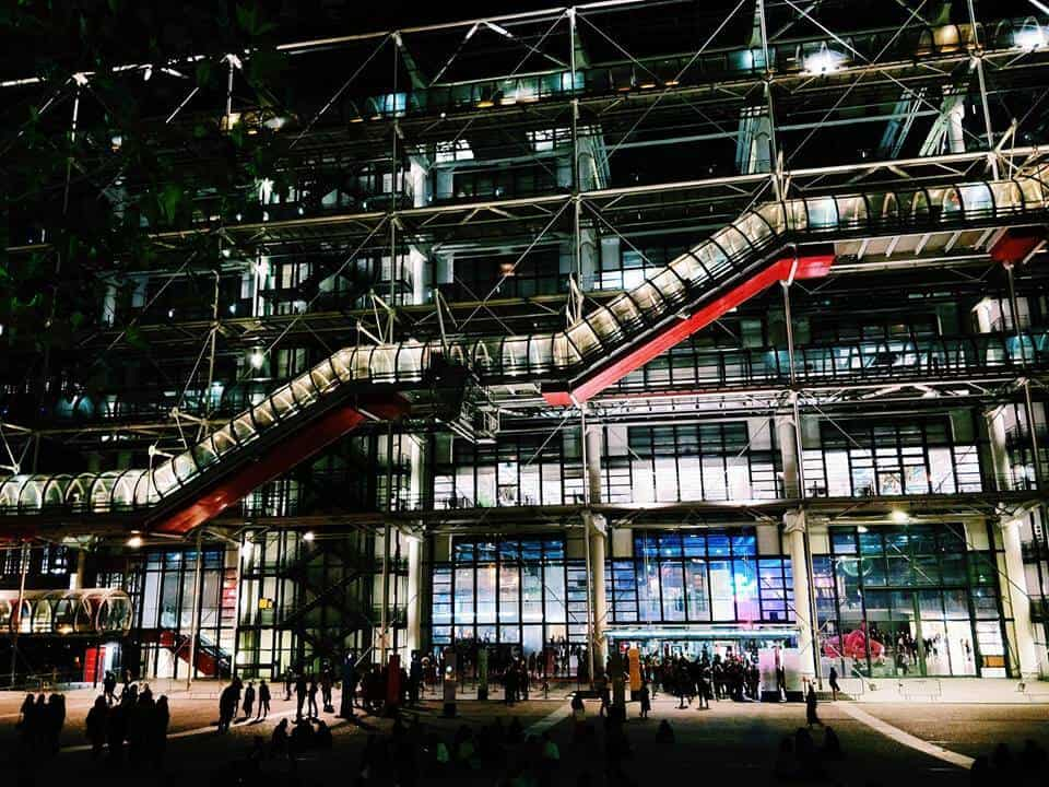 Centre Pompidou - Best Museums in Paris