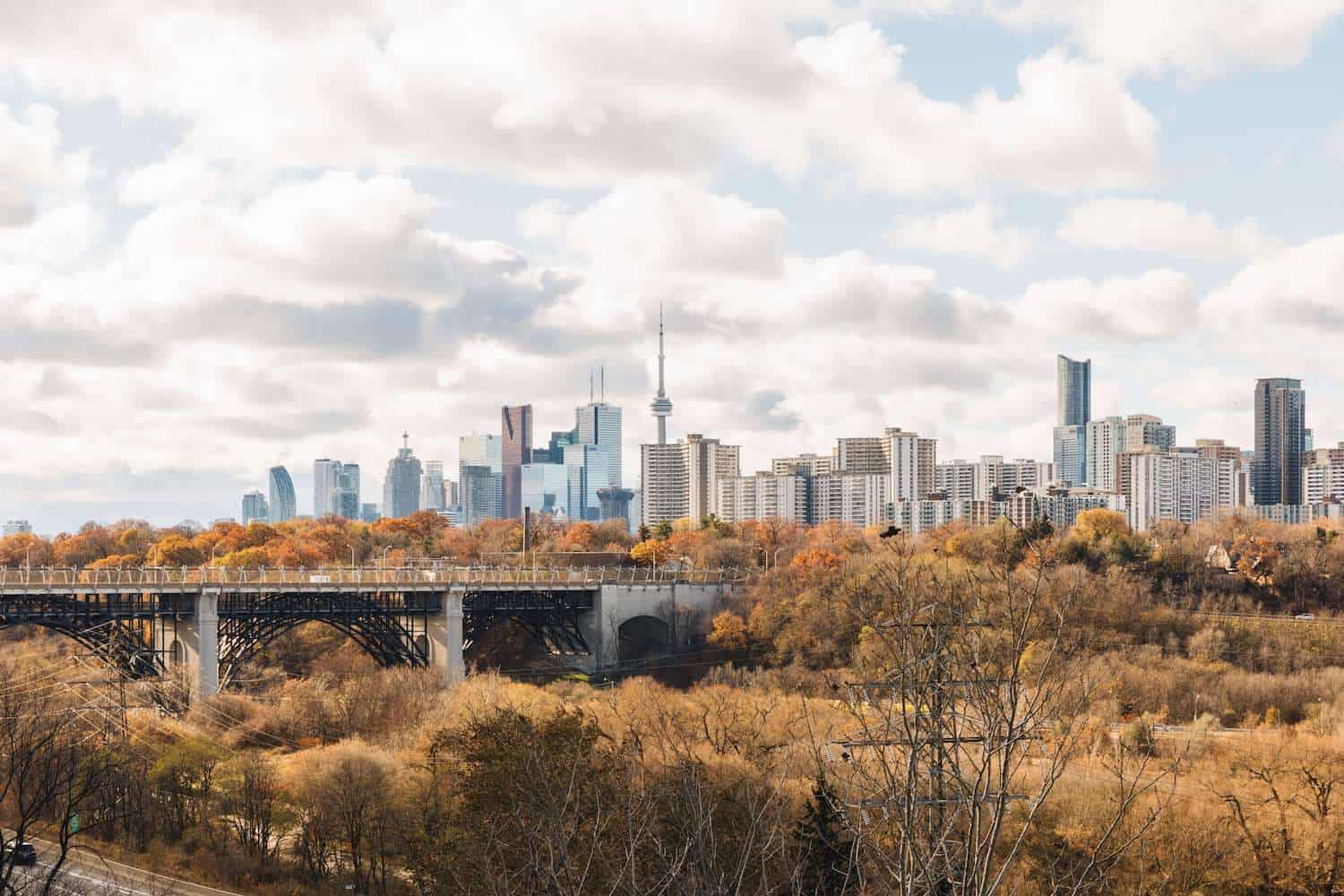 Chester hill lookout, Toronto