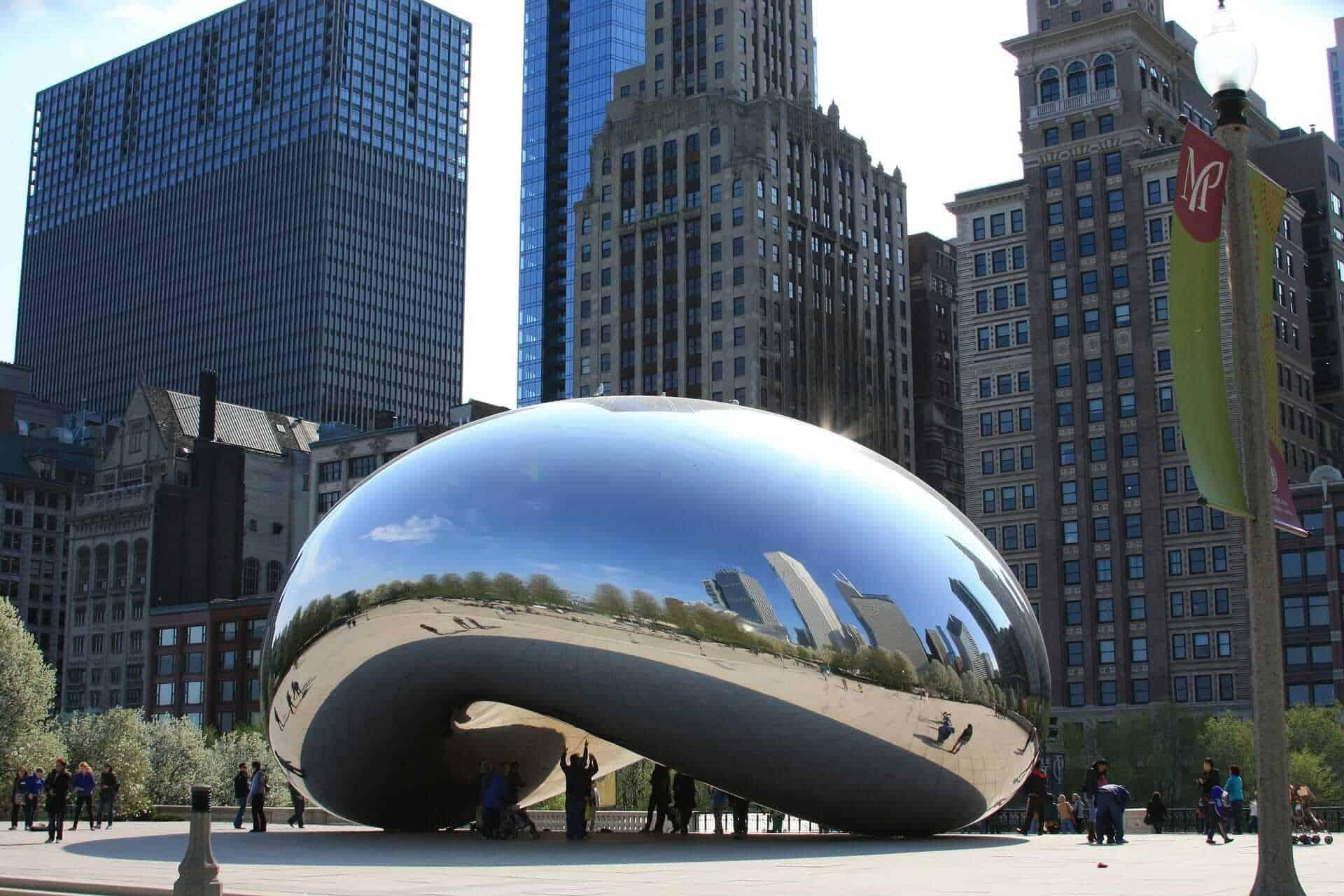 Chicago Bean, Millennial Park