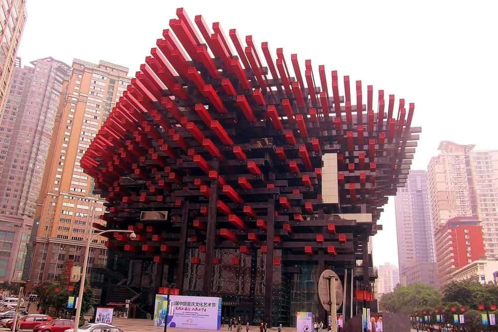 China Art Museum, Shanghai