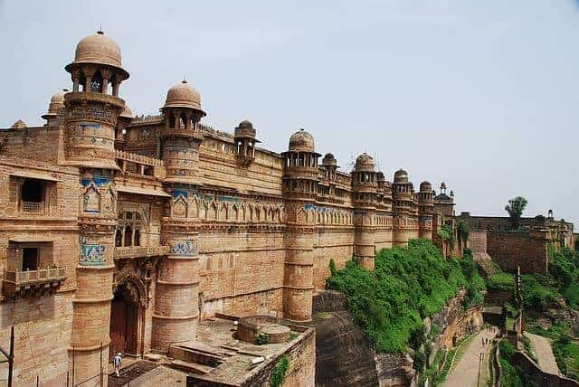 Chittor Fort is a UNESCO World Heritage Site