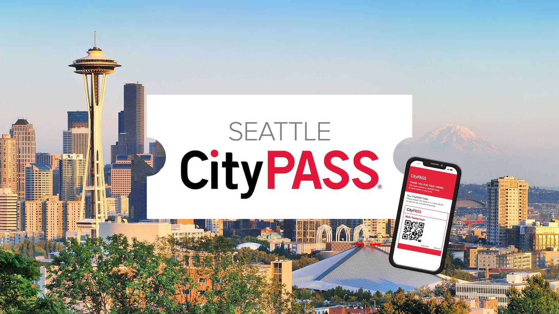 CityPass, Seattle