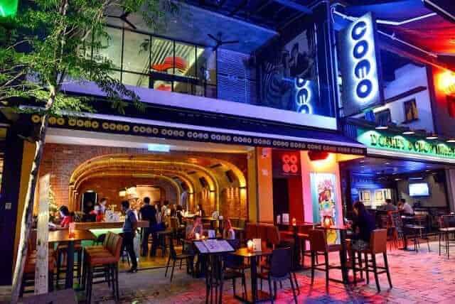 Como Bar, Kuala Lumpur, Malaysia
