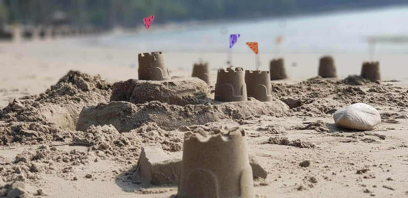 Corbyns Cove Beach, Port Blair, Andaman and Nicobar Islands