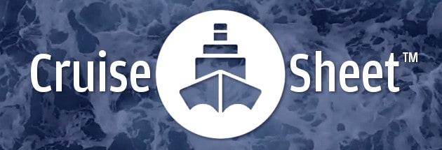 CruiseSheet webs para ahorrar en viajes