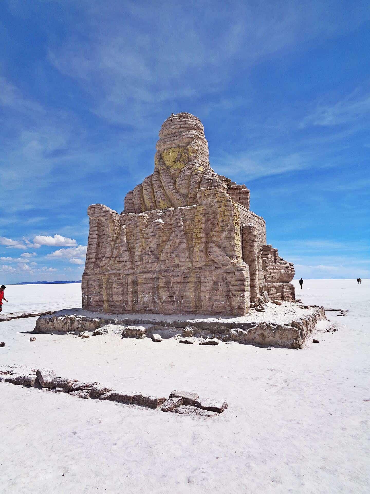 Dakar Rally, Salar de Uyuni, Bolivia