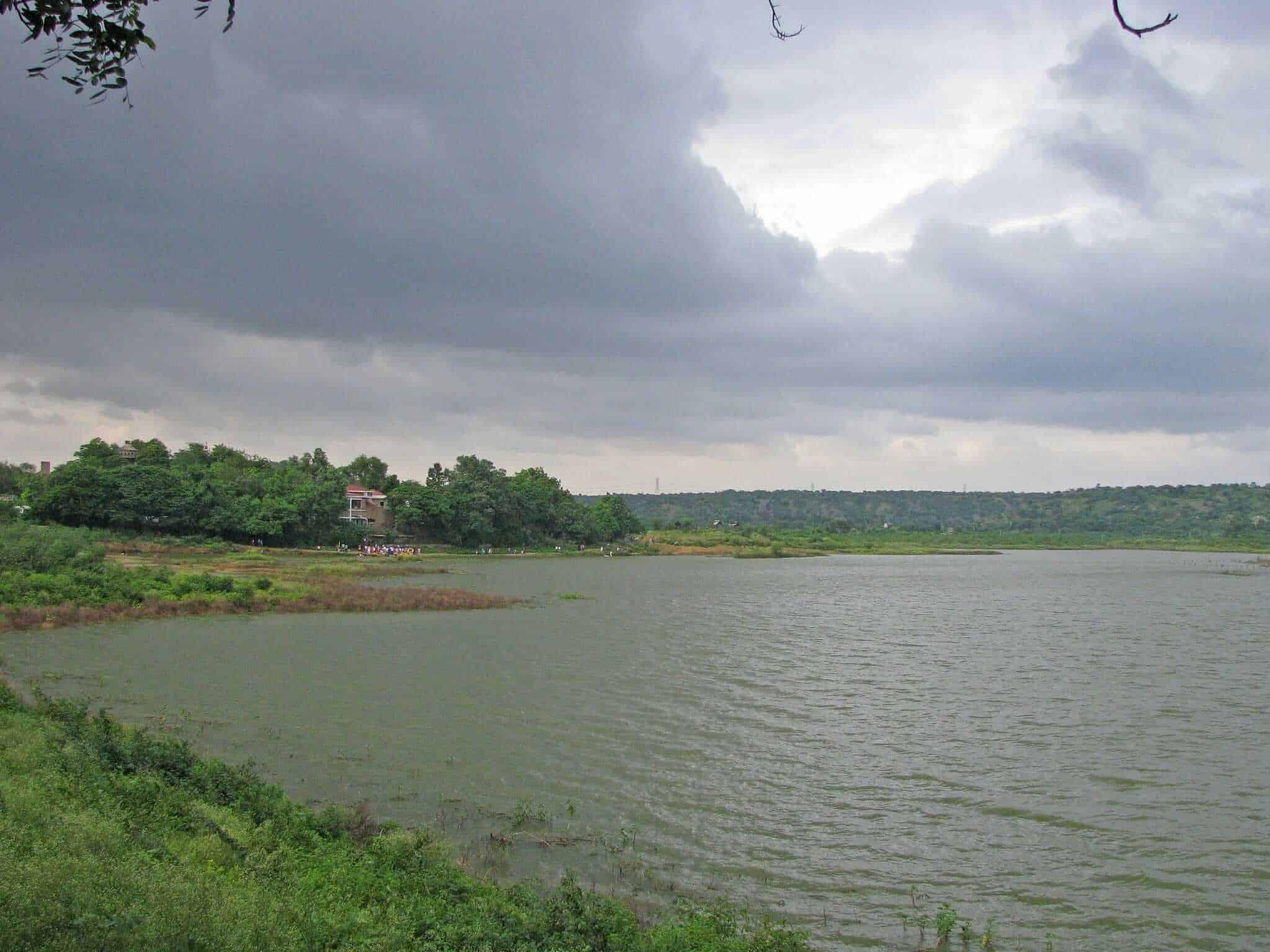 Damdama Lake, Sohna, haryana viajes de un día desde Delhi