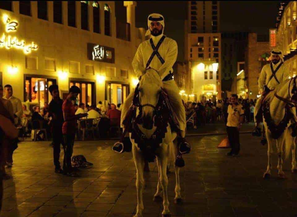 Doha - Policeman