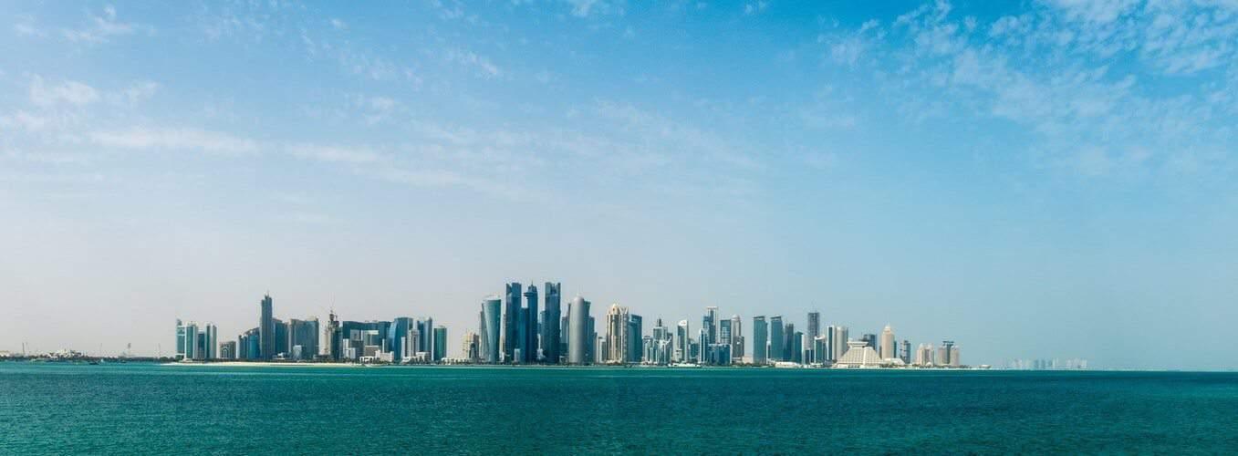 Doha-waterfront