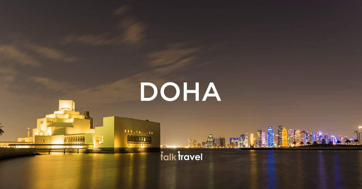 Doha travel guide
