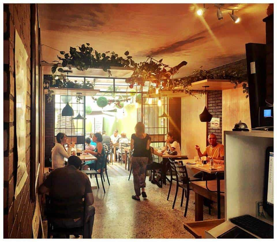 ELK Vegan Bistro - Vegetarian restaurants in Mexico City