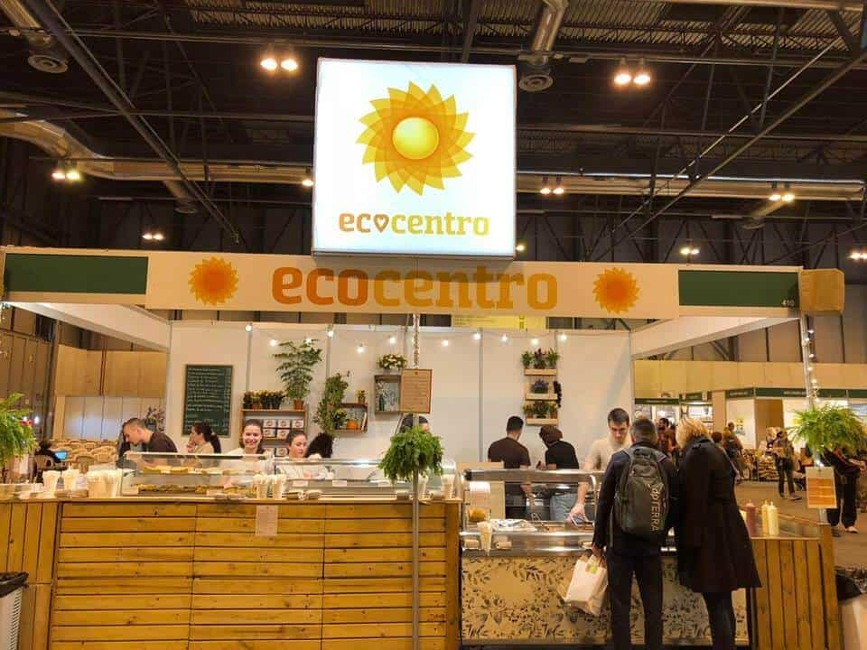 Vegetarian restaurants in Madrid - Ecocentro, Madrid
