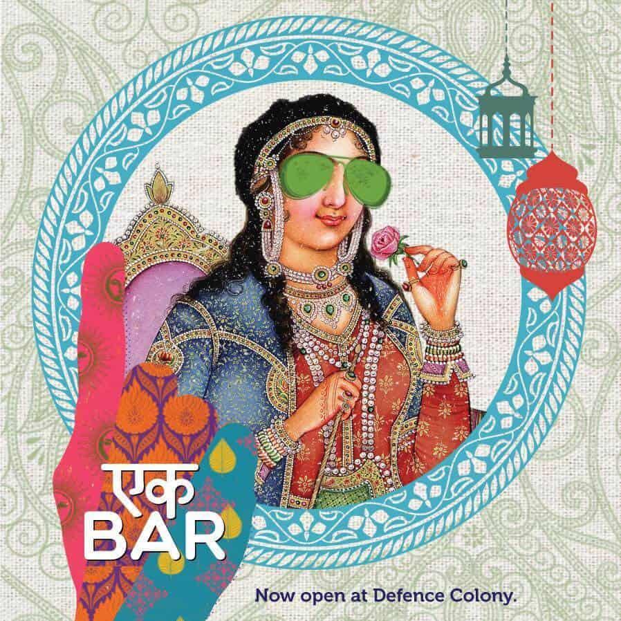 Ek Bar, New Delhi, India