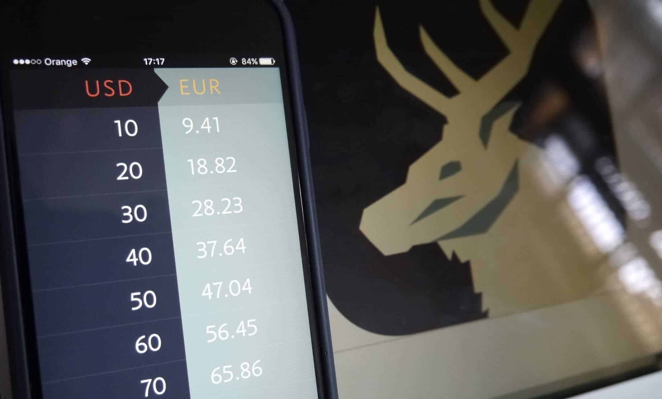 Elk Currency Converter