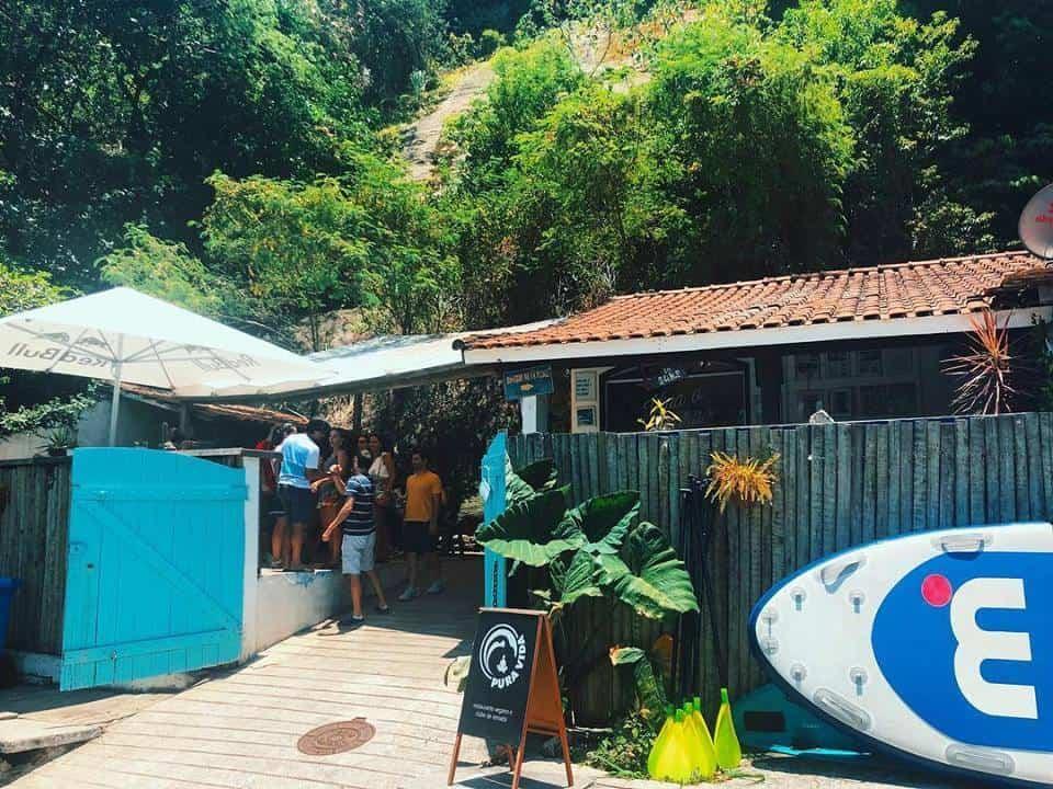Espaco pura vida resto rio brazil