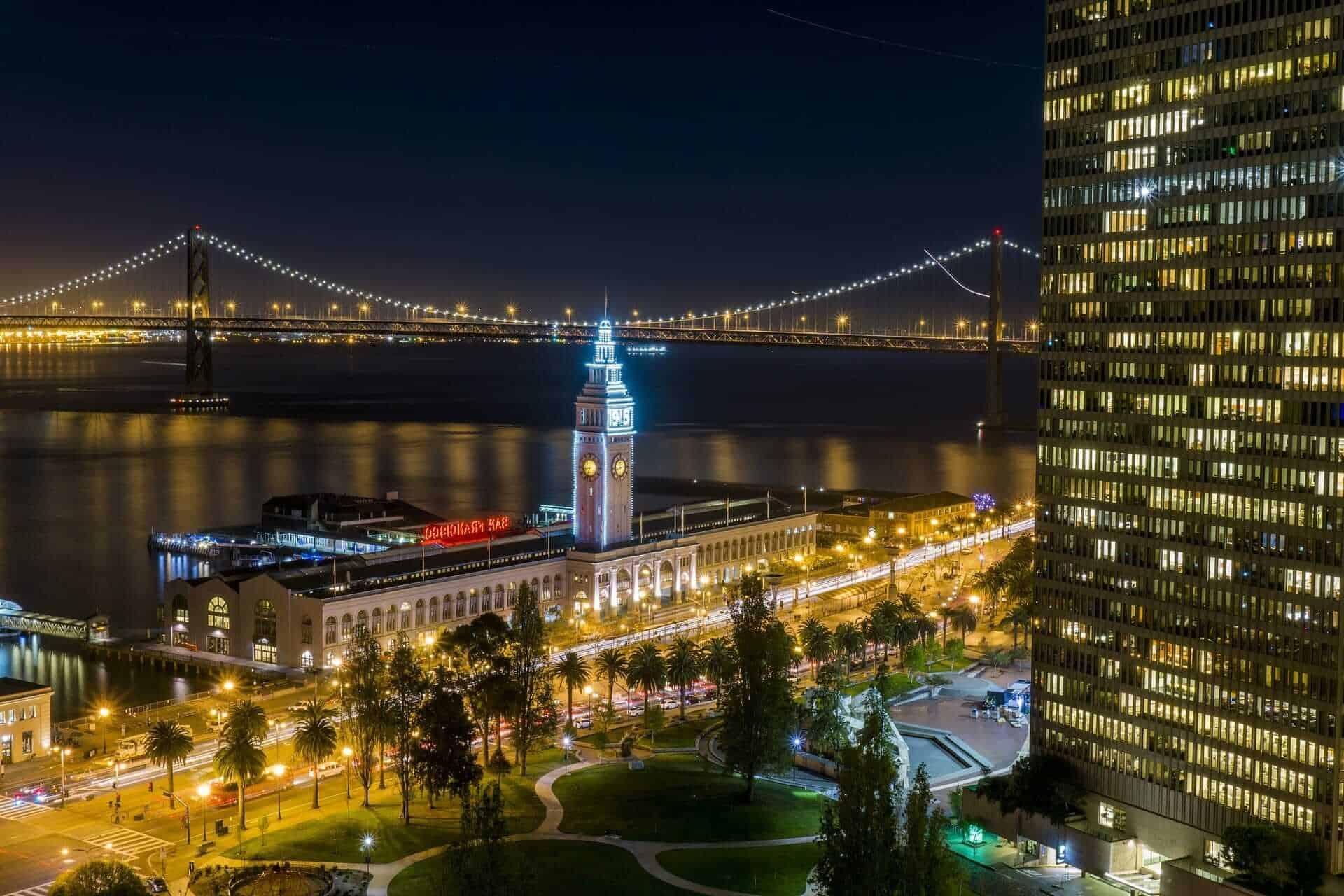 Ferry Building, San Francisco, USA