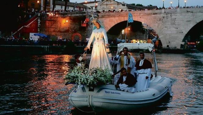 Festa Dei Noantri - Rome