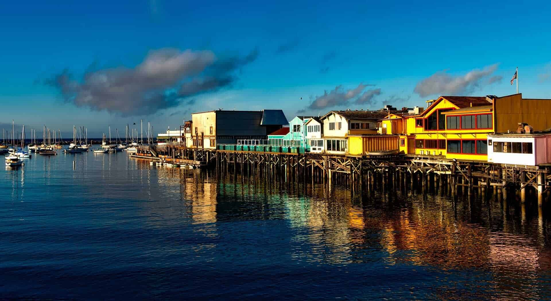 Fishermans Wharf, San Francisco, USA