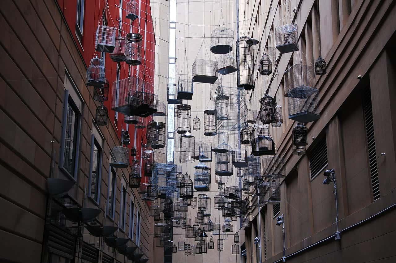 Forgotten Songs Sculpture, Sydney, Australia